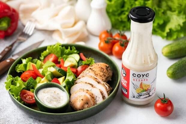 Вместо соуса для салата можете использовать специи. / Фото: Irecommend.ru