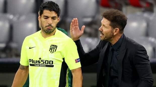 Гол Суареса с пенальти на 89-й минуте принес «Атлетико» победу над «Эйбаром»