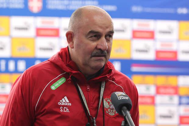 Черчесов утвердил состав сборной России на Евро-2020 по футболу