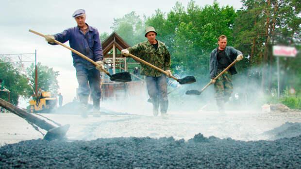 Русским нужны хорошие дороги, но не чиновникам?