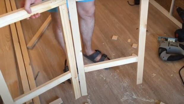 Бюджетное преображение маленького балкона — чудесный результат за копейки