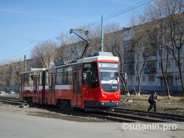 16 новых трамваев появится в Ижевске