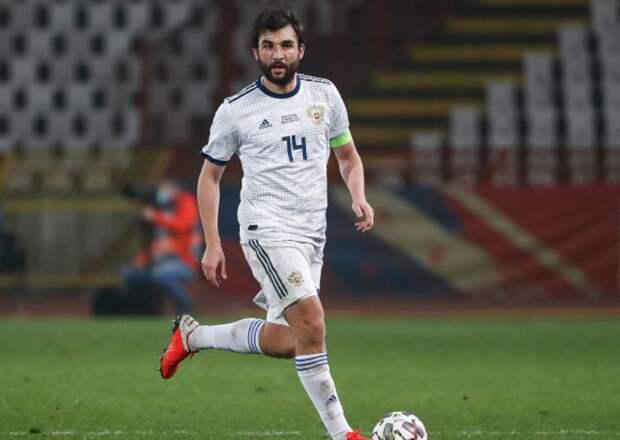 Георгий Джикия возразил в ответ на поздравления клуба с новым назначением: «Приятно, но постоянный капитан сборной - не я»