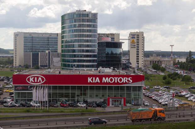 Продажи легковых автомобилей выросли во всех регионах