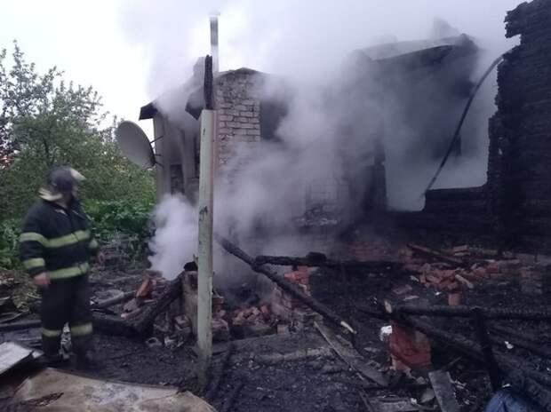 Подробности страшного пожара в Рузе: алкоголь лился рекой