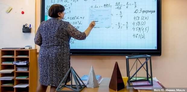 Собянин: Одна из крупнейших школ Москвы откроется в Левобережном в этом году.Фото: Ю. Иванко mos.ru