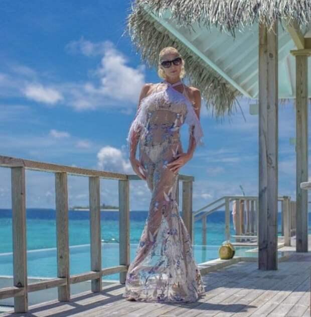 «Поплакала от разочарования»: Анастасия Волочкова намекнула на расставание с таинственным избранником