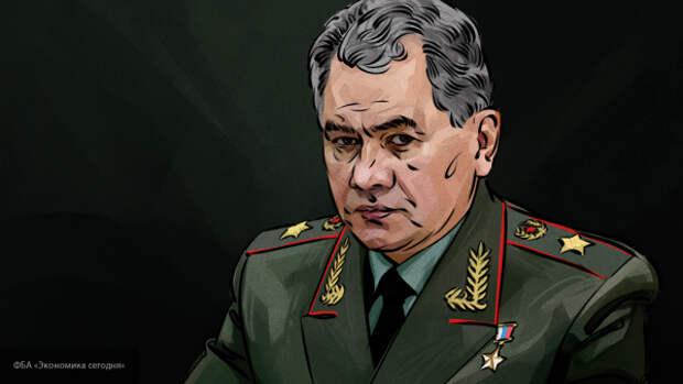 Сергей Шойгу отчитался о полном уничтожении ДАИШ в Сирии