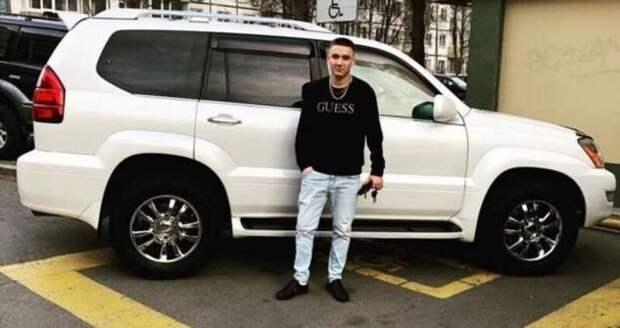 Отмазаться не получилось — штраф нашёл своего «героя» на Lexus (2 фото + 1 видео)