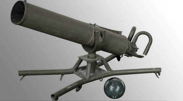 Оружие из прошлого, о котором не знали историки