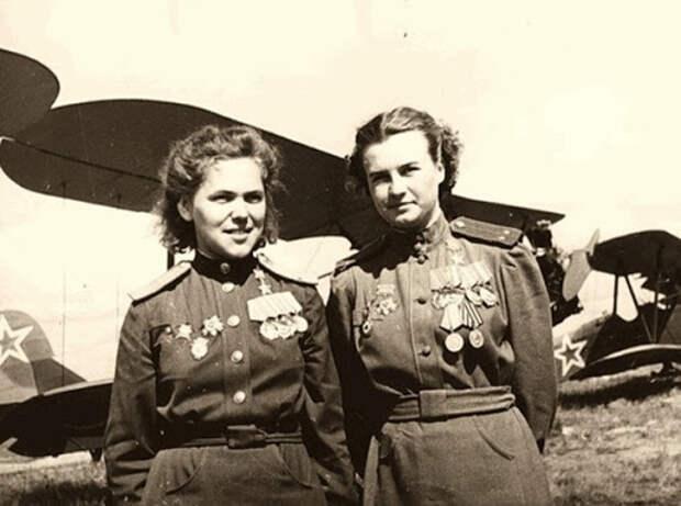 Каких женщин в Красной Армии немцы боялись больше всего