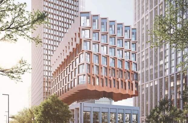 Уникальный жилой комплекс в стиле модернизма появится в Марьиной роще