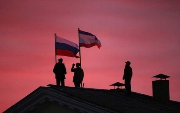 «Смелости набраться и приехать в Крым»: Гаспарян назвал, как Украине забрать «ущерб» от РФ