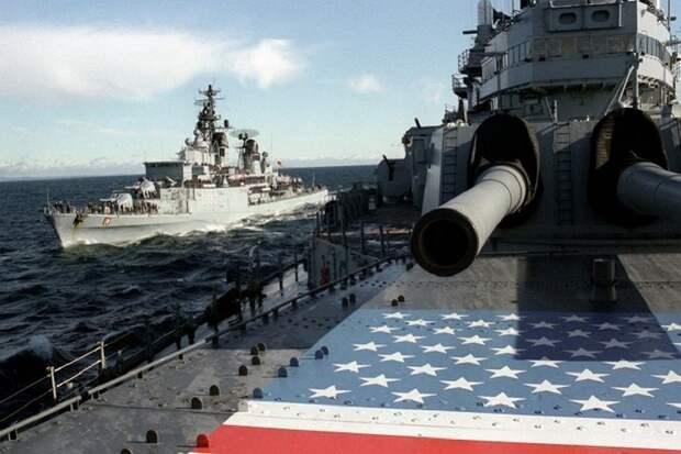 Почему НАТО наглеет в Черном море