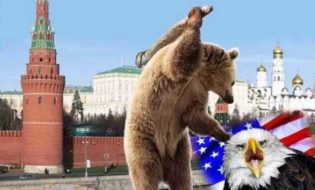 Дубина против тонкой нервной организации... Русские опять играют не по правилам