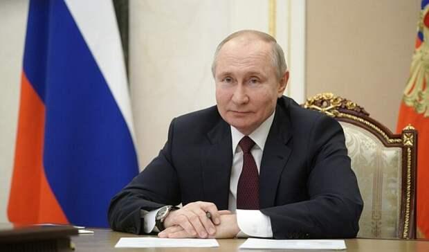 «Кто как обзывается, тот сам так называется»: Путин ответил Байдену детской шуткой