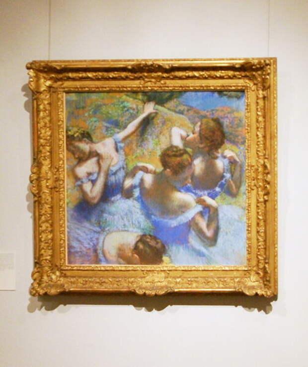 Около 1898 года, ГМИИ им. А.С, Пушкина (здание Галереи искусства стран Европы и Америки XIX-XX веков)