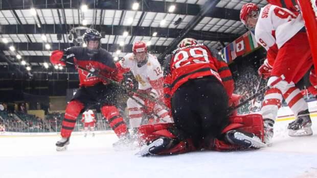 Капитан юниорской сборной России объяснил поражение отКанады вфинале ЮЧМ