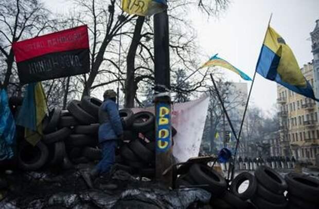 Большинство россиян поддерживают силовой разгон акций протеста в Украине – опрос