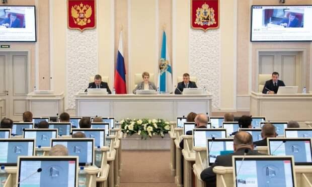 Депутаты архангельского Облсобрания назвали имена ещё десяти новых членов Общественной палаты