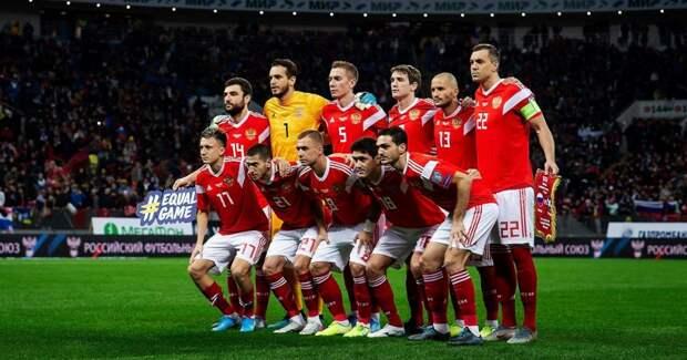 Как сборная России показывает себя на Евро-2020