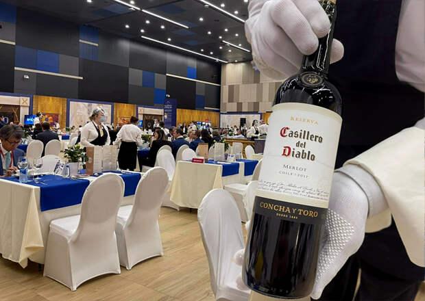 ПМЭФ и вино. Российского не нашлось