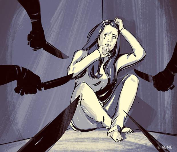 Люди спсихическими расстройствами рассказали освоей жизни. Врядли выдогадывались, как может начаться шизофрения