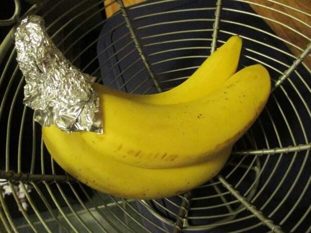 Бананы можно сохранить свежими намного дольше, чем обычно. /Фото: img.anews.com