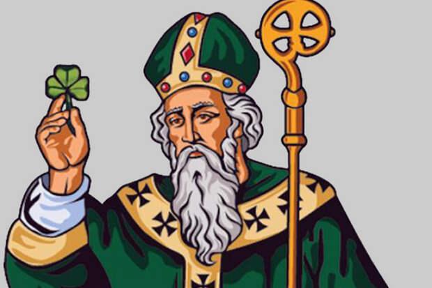 Святой Патрик, которому так не нравились пикты.