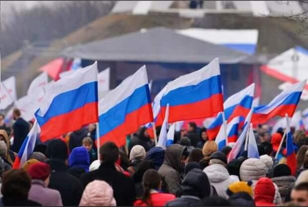 Мир после иллюзий рождается в России