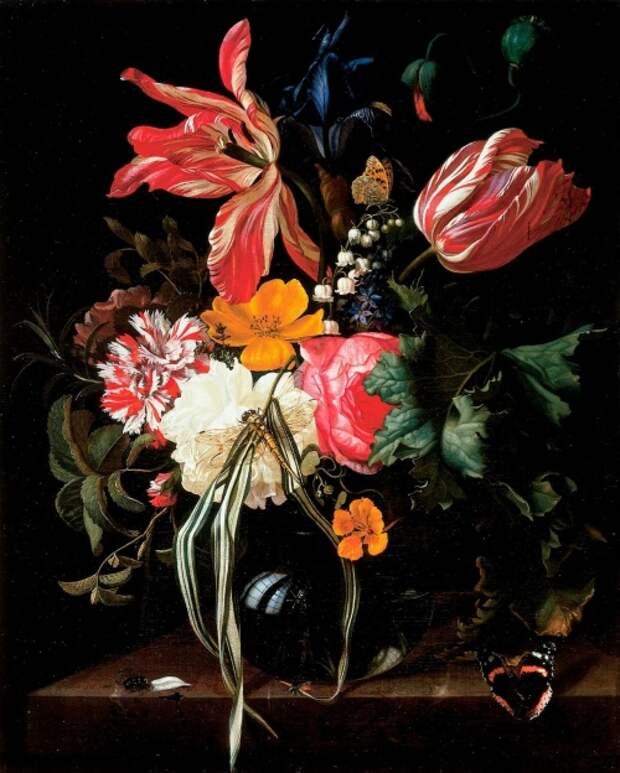 художник Мария ван Остервейк (Maria van Oosterwijk) картины – 11