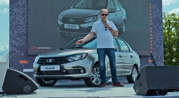 АВТОВАЗ меняет дизайнера: вместо Маттина за облик Lada будет отвечать стилист нового Logan