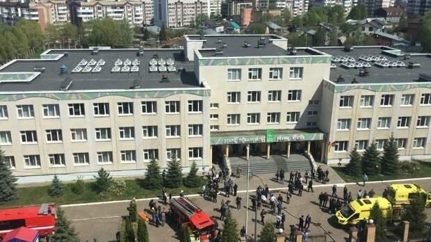 Учеников средних классов казанской гимназии могут раньше отпустить наканикулы