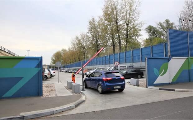 Московский НПЗ открыл в Капотне автостоянку в рамках развития инфраструктуры района