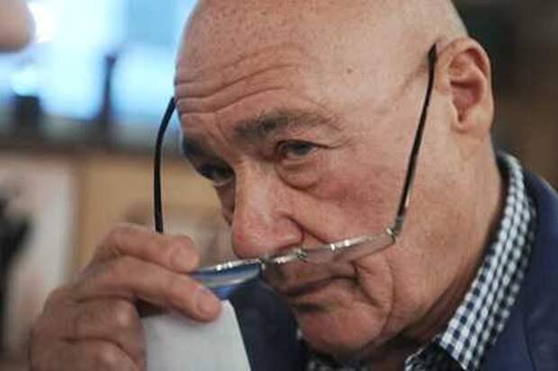 Познер прокомментировал оскорбления Габунии в адрес Путина
