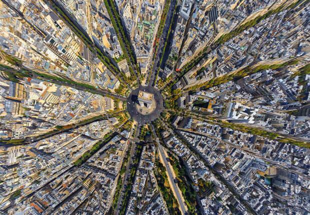 Великолепные съёмки разных мест по всему миру с высоты птичьего полёта