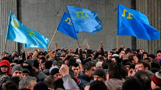 Просят прощения у России: крымские татары начали понимать ложь Украины