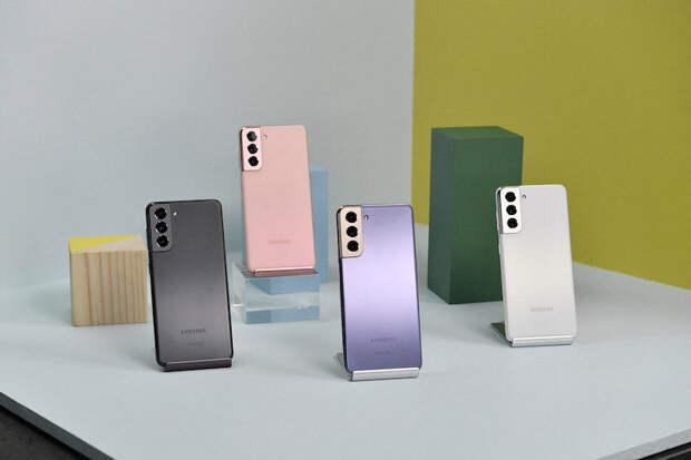 Названы особенности дизайна Samsung Galaxy S22