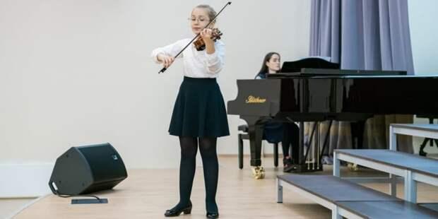 Собянин отметил текущие итоги реализации проекта«Искусство-детям»