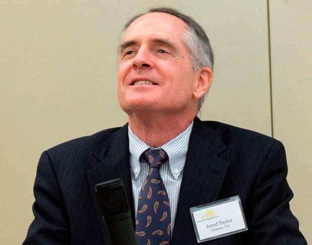 Джаред Тэйлор - основатель и главный редактор издания American Renaissance