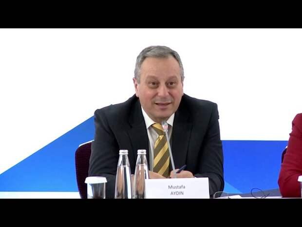 IX Ближневосточная конференция. Шестая сессия «Сценарии будущего»