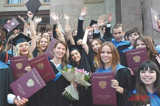 Всероссийский студенческий выпускной пройдет 10 июля