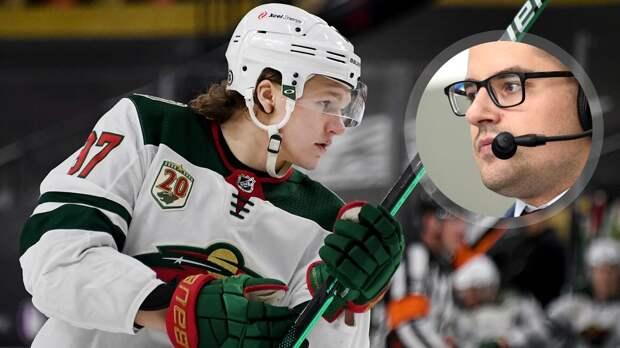 Почему Панарин отказался от сборной? На что еще способен Капризов в «Миннесоте»? Итоги русской недели НХЛ