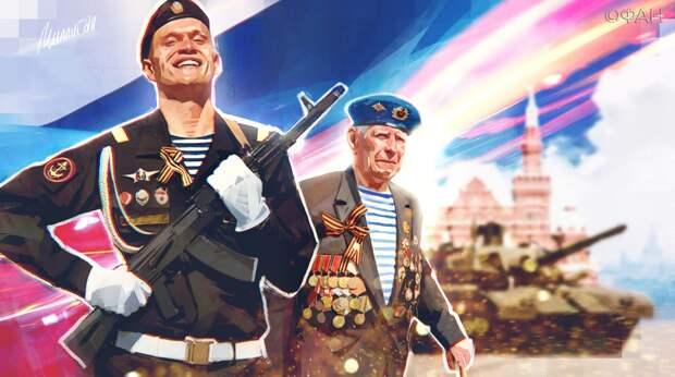 Покорили весь интернет: интервью ФАН с создателем виртуального Дня Победы