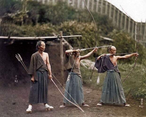Редкие исторические кадры прошлых лет