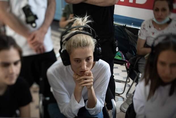 Анна Михалкова и Лиза Янковская в новом кинопроекте Федора Бондарчука: первые кадры