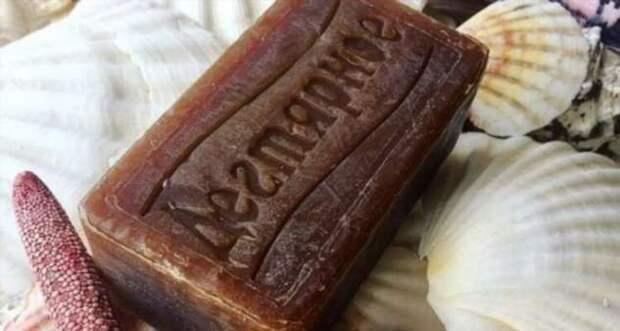 Дегтярное мыло: польза и вред (5 фото)