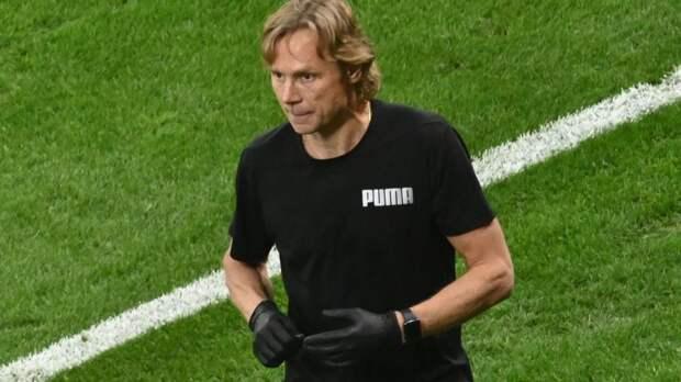 Карпин дважды проиграл в РПЛ после назначения в сборную России