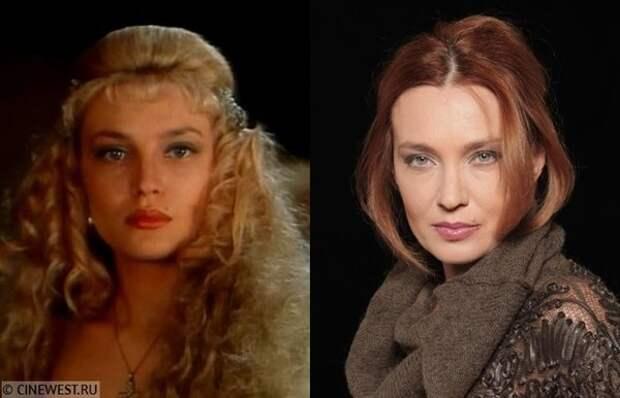 Тогда и сейчас: актёры сериала «Графиня де Монсоро» 20 лет спустя