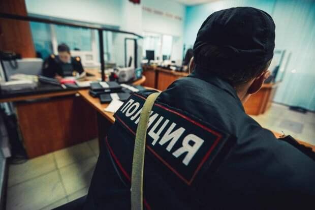 Полицейские Северного округа столицы задержали подозреваемого в грабеже